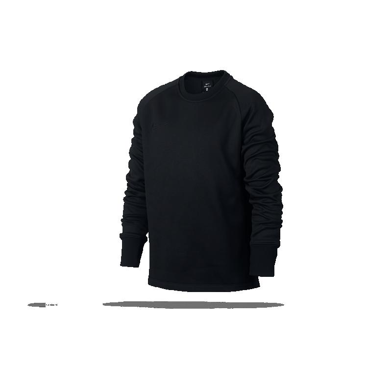 wholesale dealer 0a0fe a2b6b NIKE Academy Therma Crew Sweatshirt Kinder (011)