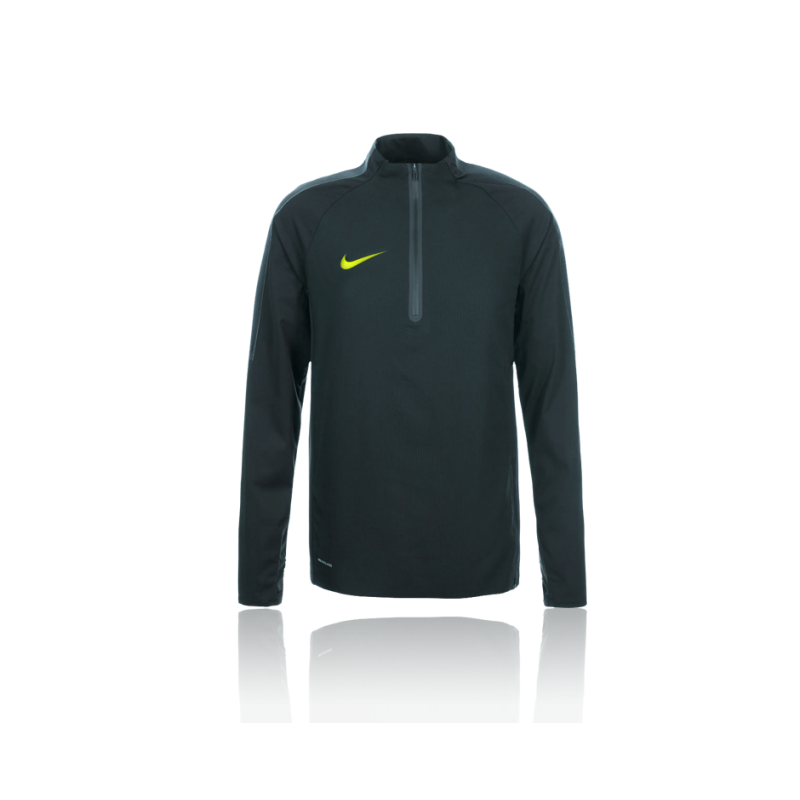 NIKE Aerolayer Repel Strike Top Langarmshirt (364) - Grün