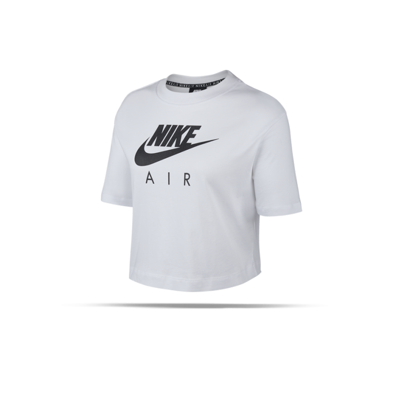 wholesale online quality classic styles NIKE Air Shortsleeve Top T-Shirt Damen (100)