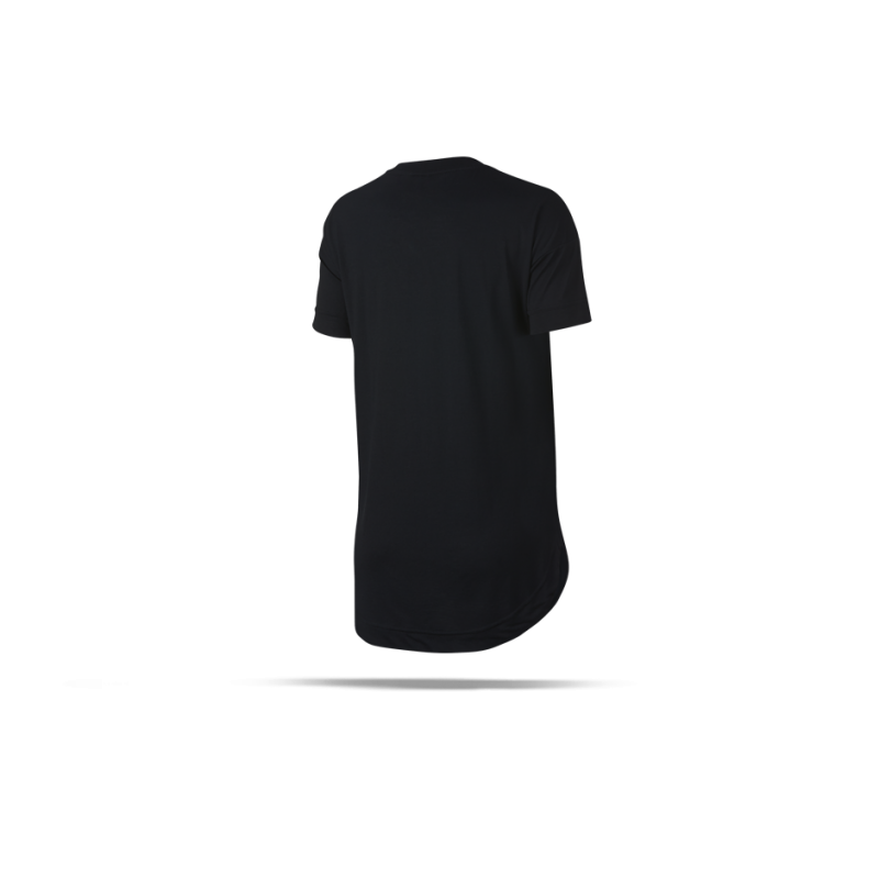 nike air tee t shirt damen 011 in schwarz. Black Bedroom Furniture Sets. Home Design Ideas