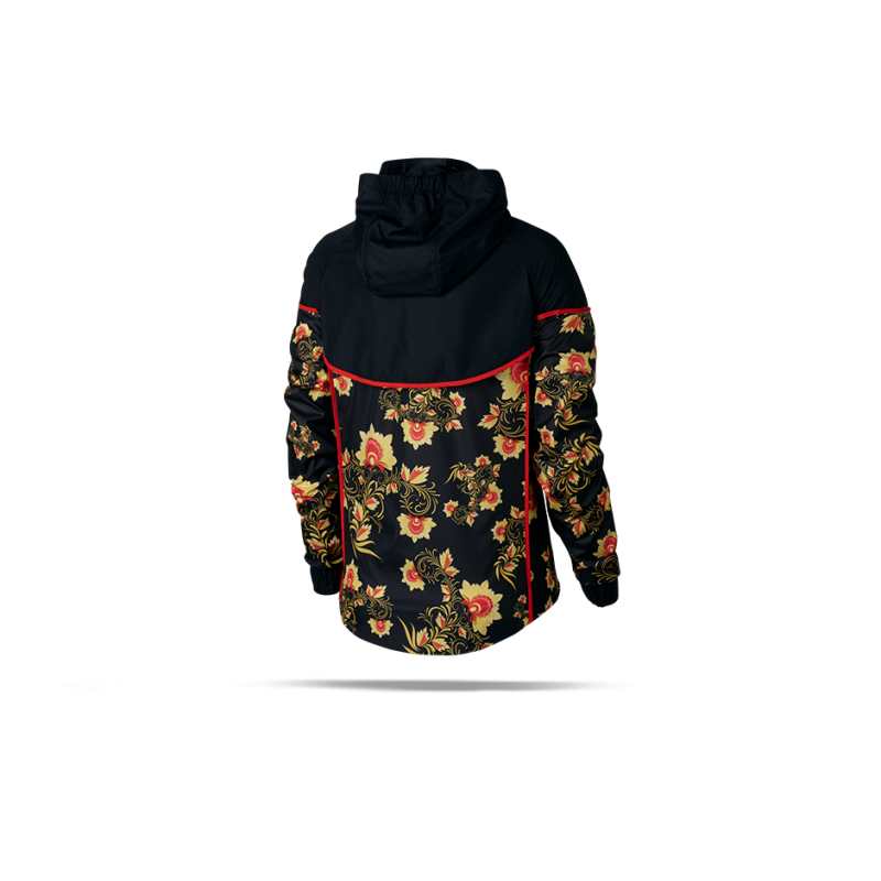 Nike All Schwa Floral Jacke Jacket Over Print Damen010In Nv8nwOm0y