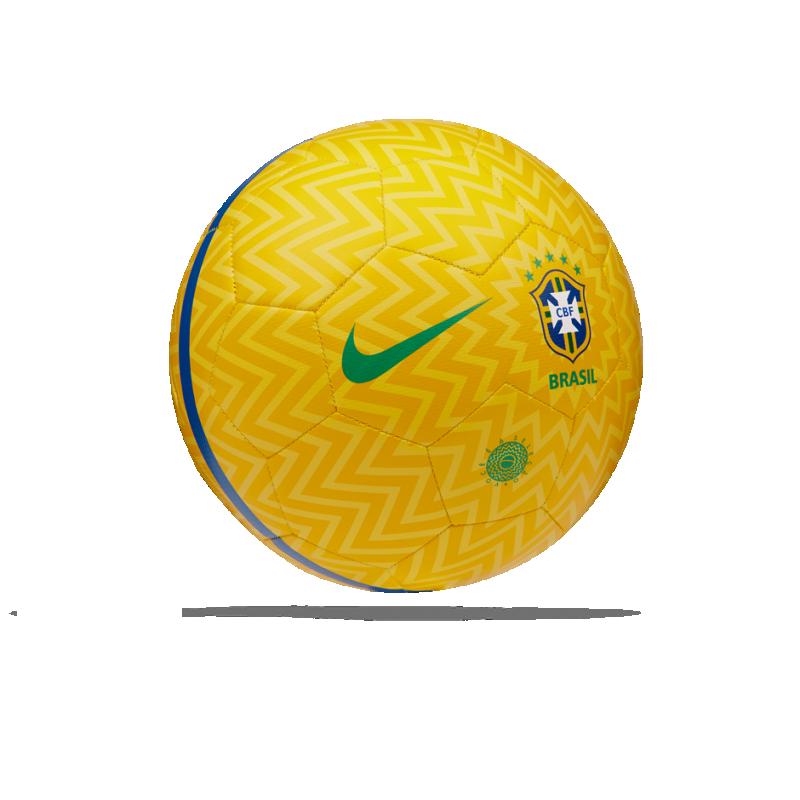 NIKE Brasilien Prestige Fussball (750) - Gelb