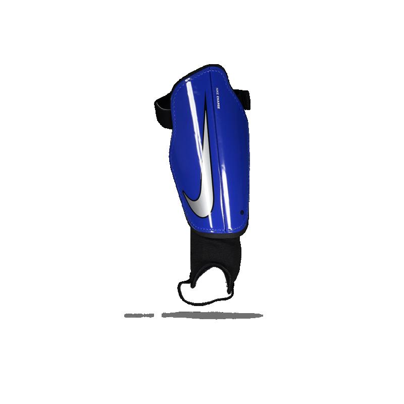 NIKE Charge 2.0 Schienbeinschoner (410) - Blau