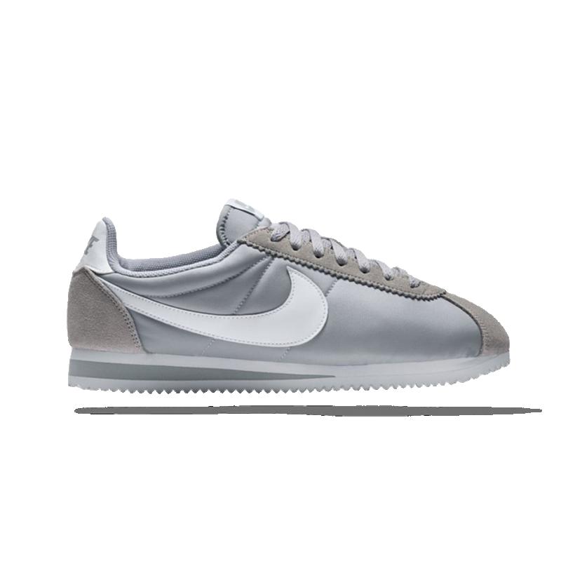 huge selection of d3c9d b6b82 NIKE Classic Cortez Nylon Sneaker (010) - Grau