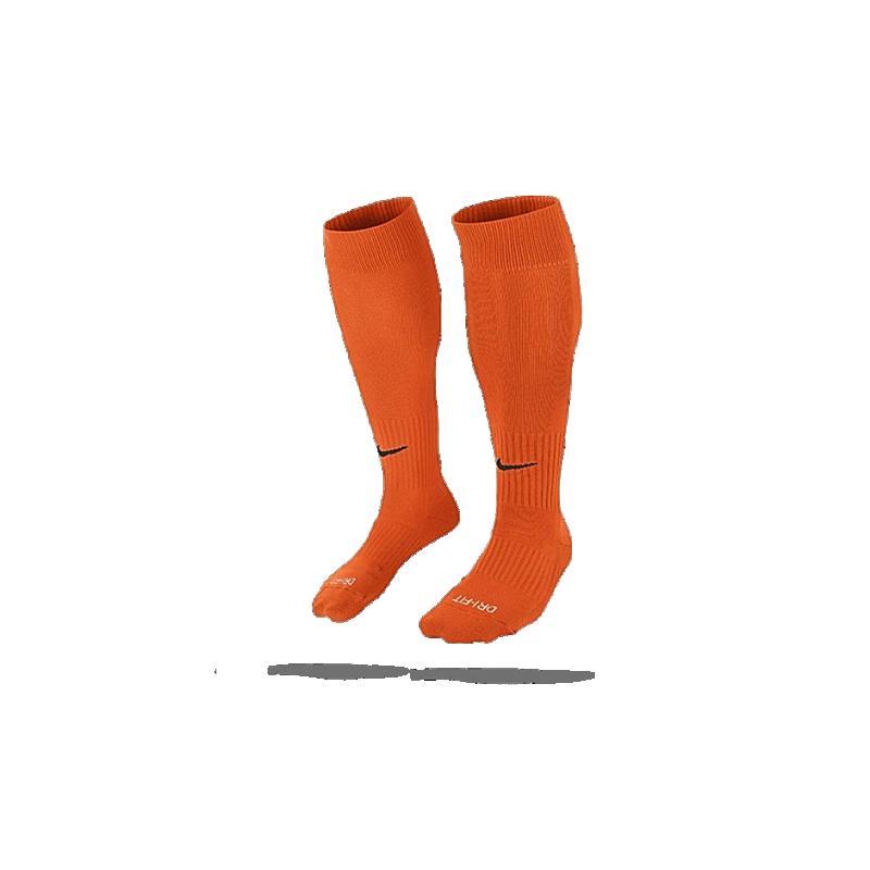 6fc5213ab1ec NIKE Classic II Cushion OTC Football Socken (816) in Orange