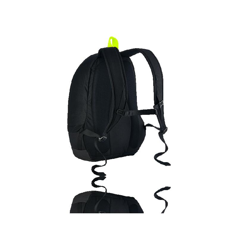 nike cr7 cheyenne backpack rucksack 010 in schwarz. Black Bedroom Furniture Sets. Home Design Ideas
