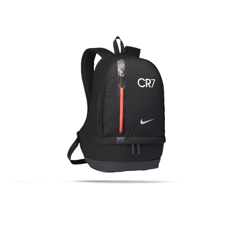 nike cr7 cheyenne backpack rucksack 011 in schwarz. Black Bedroom Furniture Sets. Home Design Ideas