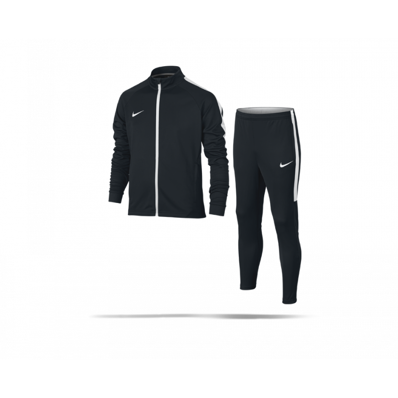 nike dry academy football anzug kinder 011 in schwarz. Black Bedroom Furniture Sets. Home Design Ideas