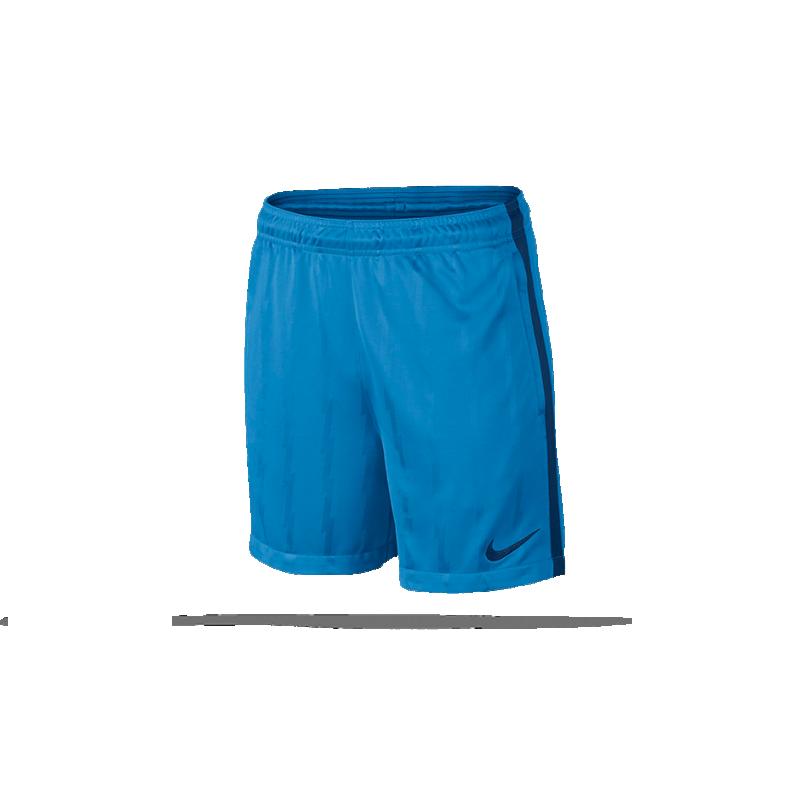 nike dry squad football short hose kurz kinder 435 in blau. Black Bedroom Furniture Sets. Home Design Ideas