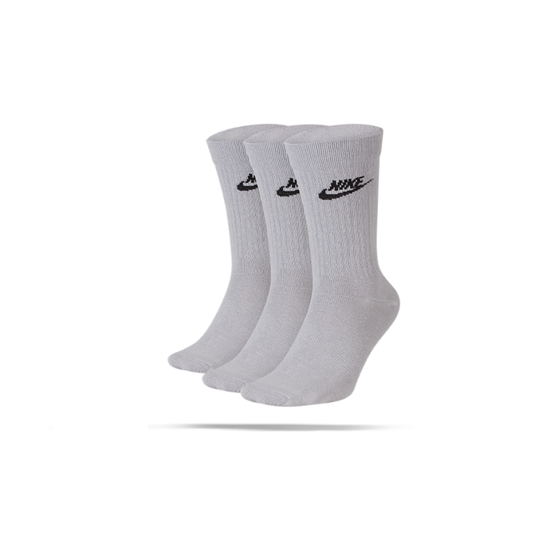 san francisco great deals cheapest price NIKE Everyday Essential Crew Socken 3er Pack (056)