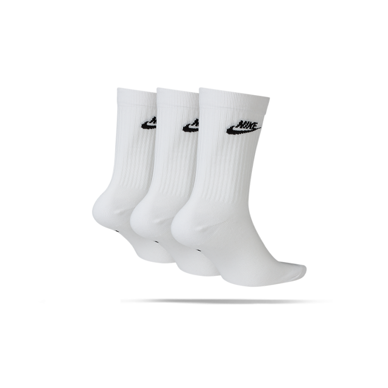 new lower prices available hot new products NIKE Everyday Essential Crew Socken 3er Pack (100)
