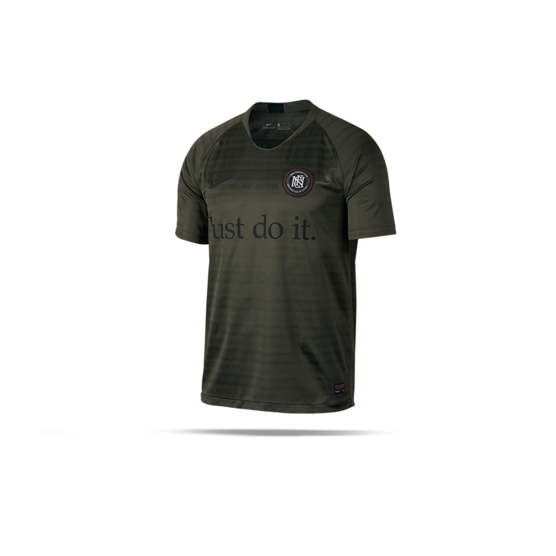 NIKE F.C. Away Tee T-Shirt (325) - Grün