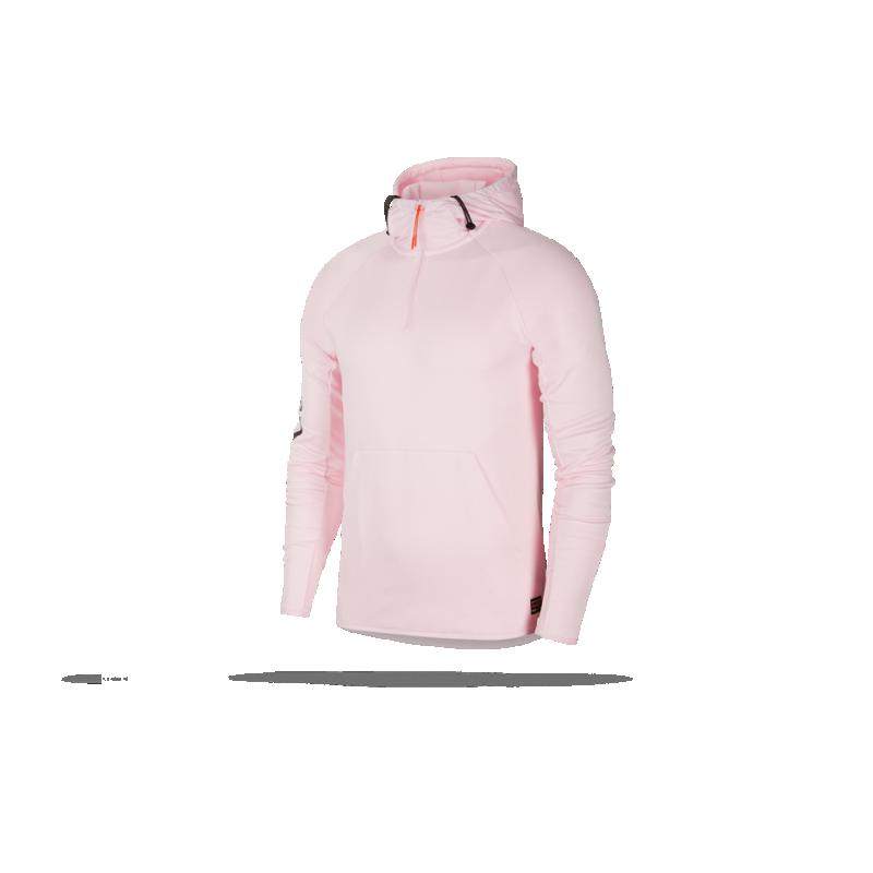 NIKE F.C. Hoodie Kapuzensweatshirt (663) - Pink