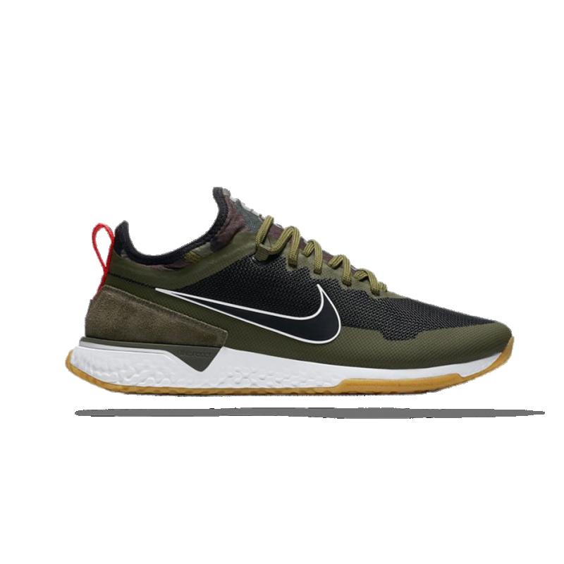 NIKE F.C. React Sneaker (003) - Grün