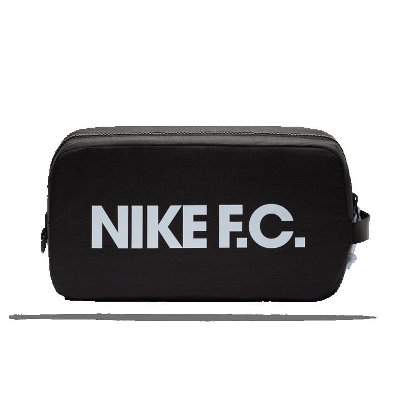 NIKE F.C. Shoebag Schuhtasche (010) - Schwarz