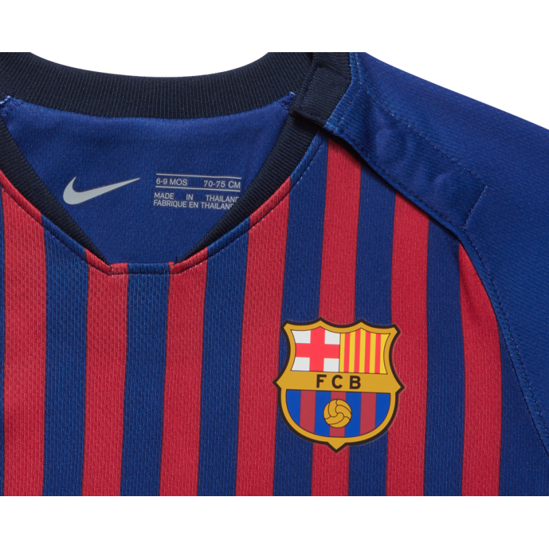 premium selection bb2e5 b84b7 NIKE FC Barcelona Babykit Home 18/19 (456)