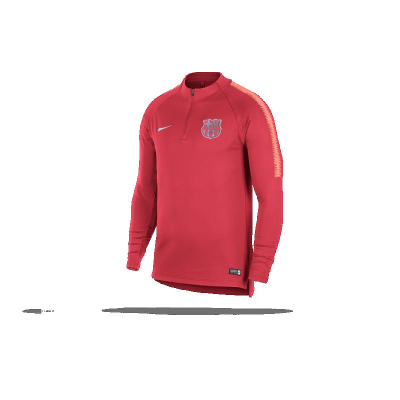691 Squad Fc Pink Drill Sweatshirt Barcelona Nike Top In xwEWAqYFFg aa5b6abb1