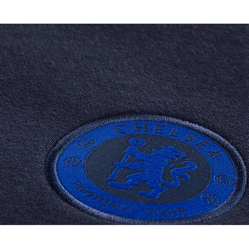 NIKE FC Chelsea London Fleece Trainingsjacke (451)
