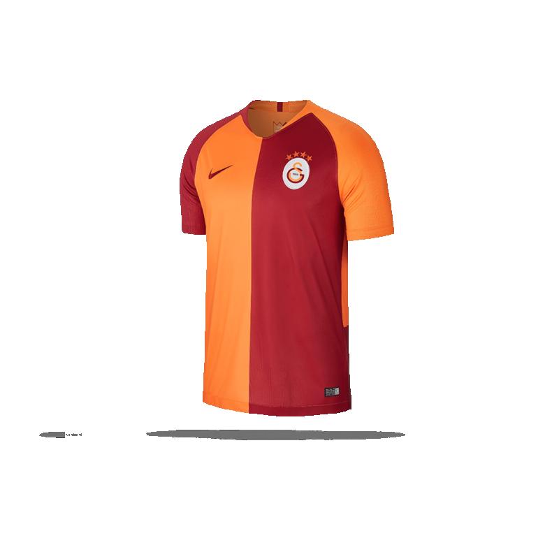 nike galatasaray istanbul trikot home 18 19 837 in orange. Black Bedroom Furniture Sets. Home Design Ideas