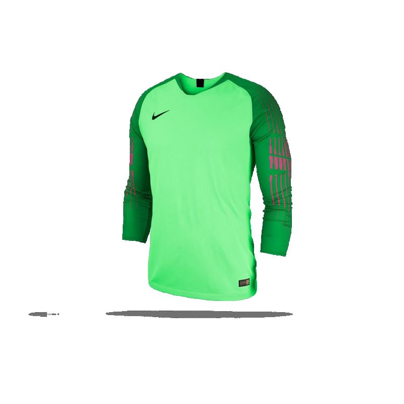Nike Gardien II Torwarttrikot langarm Grün F398 | Teamsport