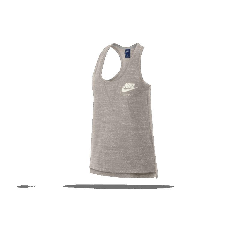 vollständige Palette von Spezifikationen Keine Verkaufssteuer Infos für NIKE Gym Vintage Tank Top Damen (140)
