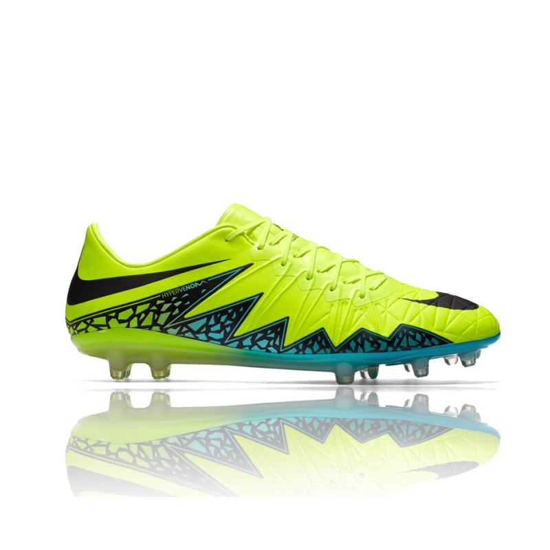 Nike Hypervenom Neon Gelb