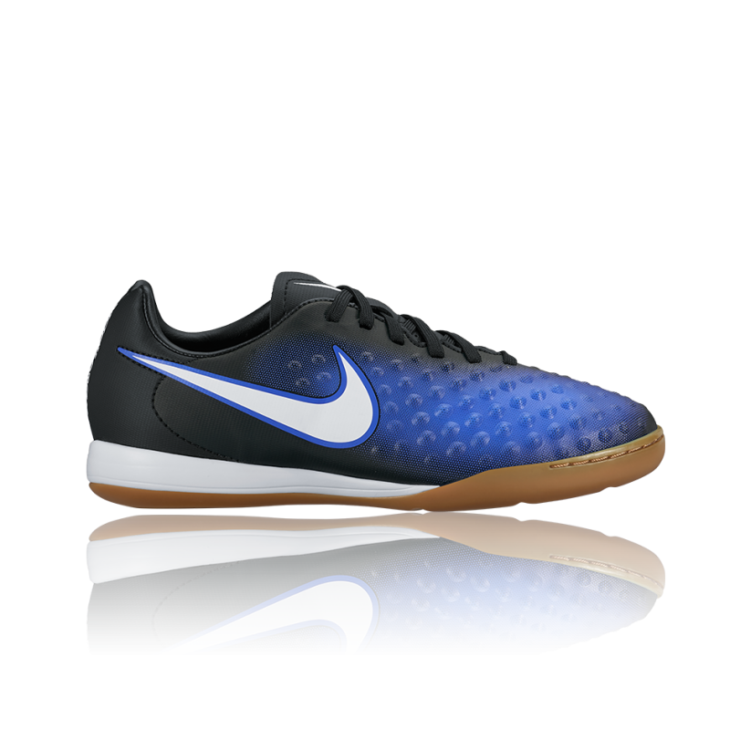 NIKE Junior Magista Opus II IC (015) - Schwarz