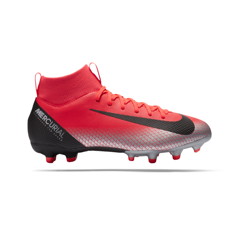 NIKE Junior Mercurial Superfly 6 Academy CR7 MG (600) - Rot