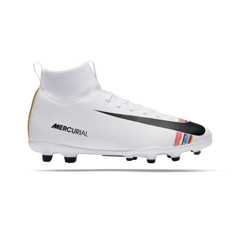 NIKE Junior Mercurial Superfly 6 Club MG GS (109) - Weiß