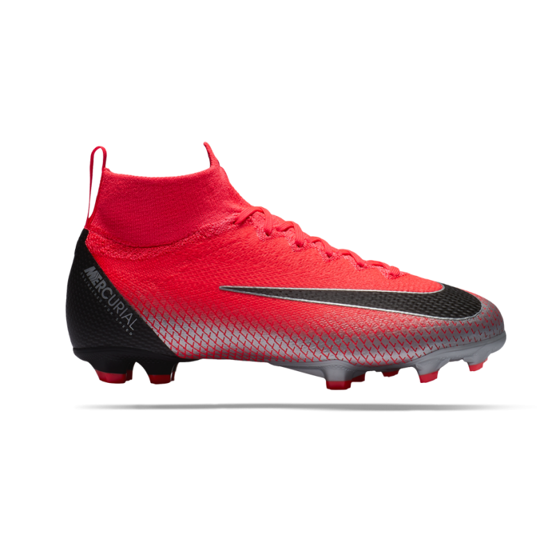 NIKE Junior Mercurial Superfly 6 Elite CR7 FG (600) - Rot