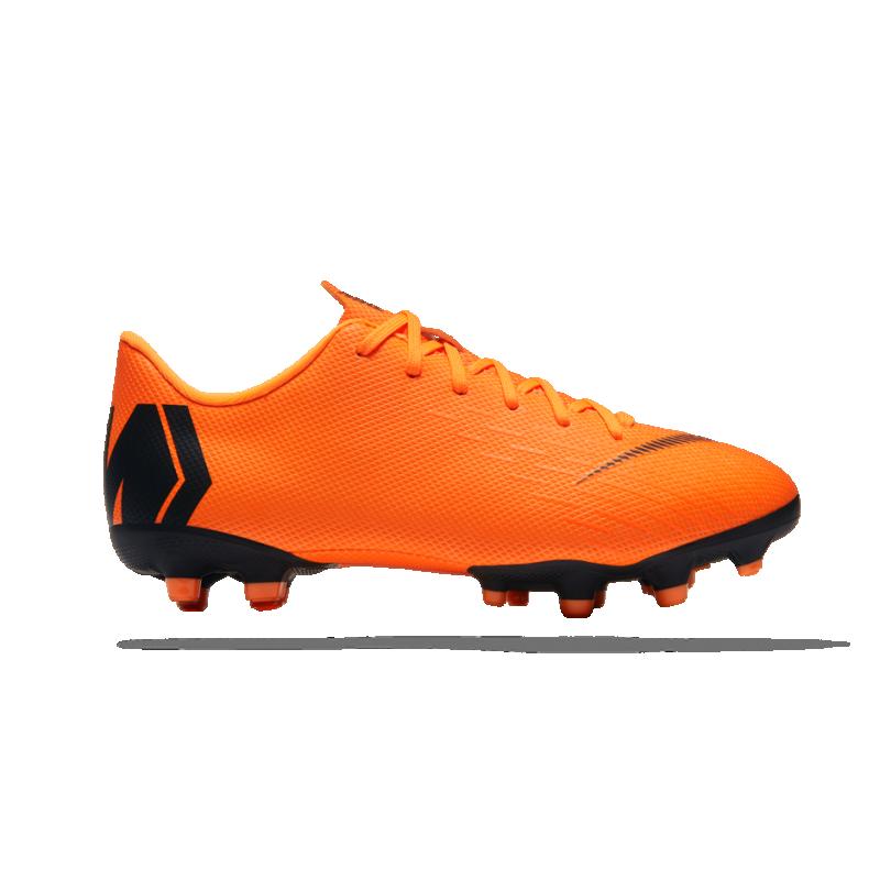 Nike Jr. Vapor 12 Academy MG Kinder orange 36,5