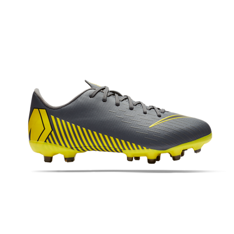 NIKE Junior Mercurial Vapor 12 Academy MG GS (070) - Grau