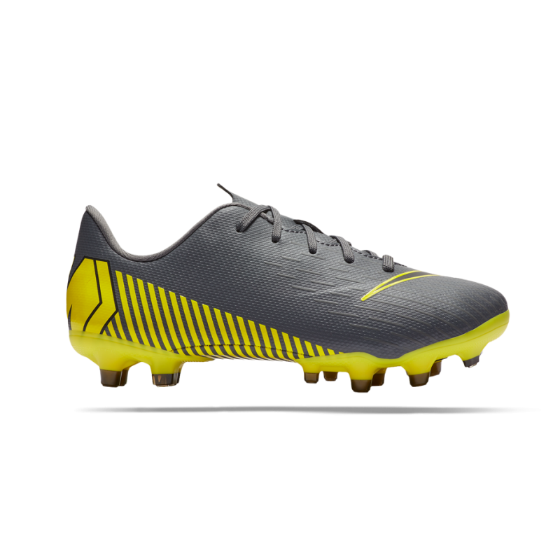 NIKE Junior Mercurial Vapor 12 Academy MG PS (070) - Grau