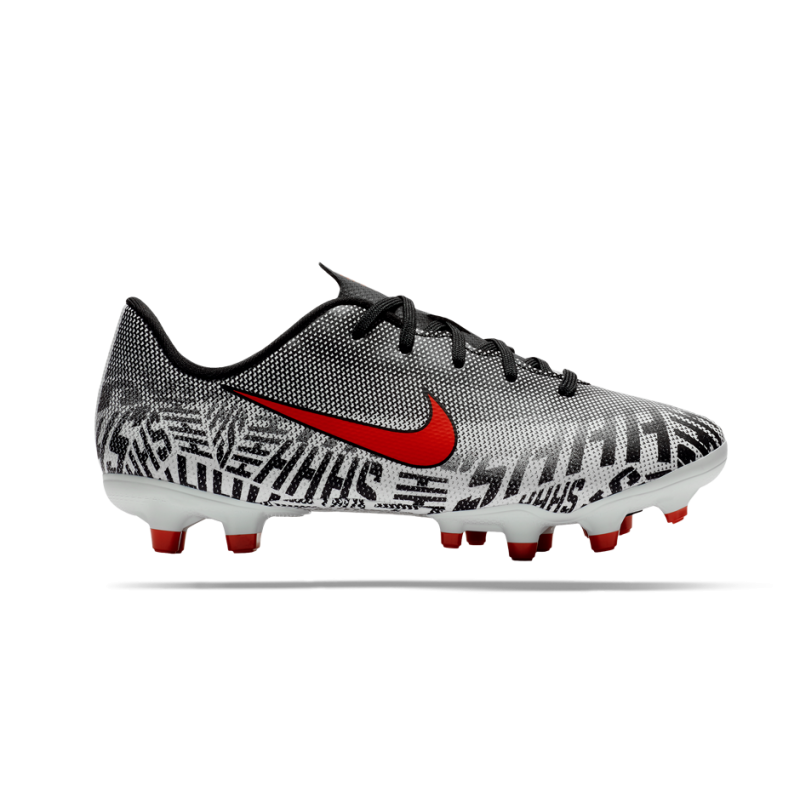 NIKE Junior Mercurial Vapor 12 Academy NJR MG PS (170) - Weiß