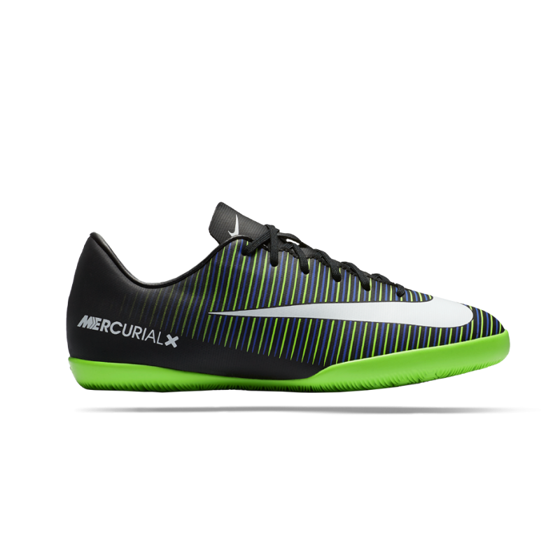 NIKE Junior Mercurial Vapor XI IC (013) - Schwarz