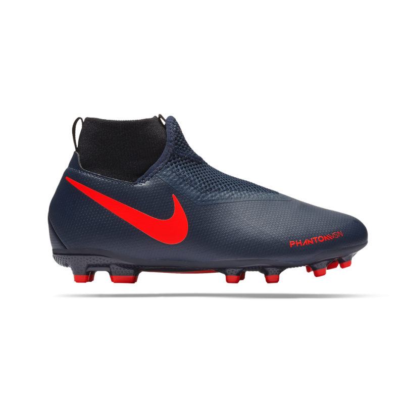 NIKE Junior Phantom Vision Academy DF MG (440) - Blau