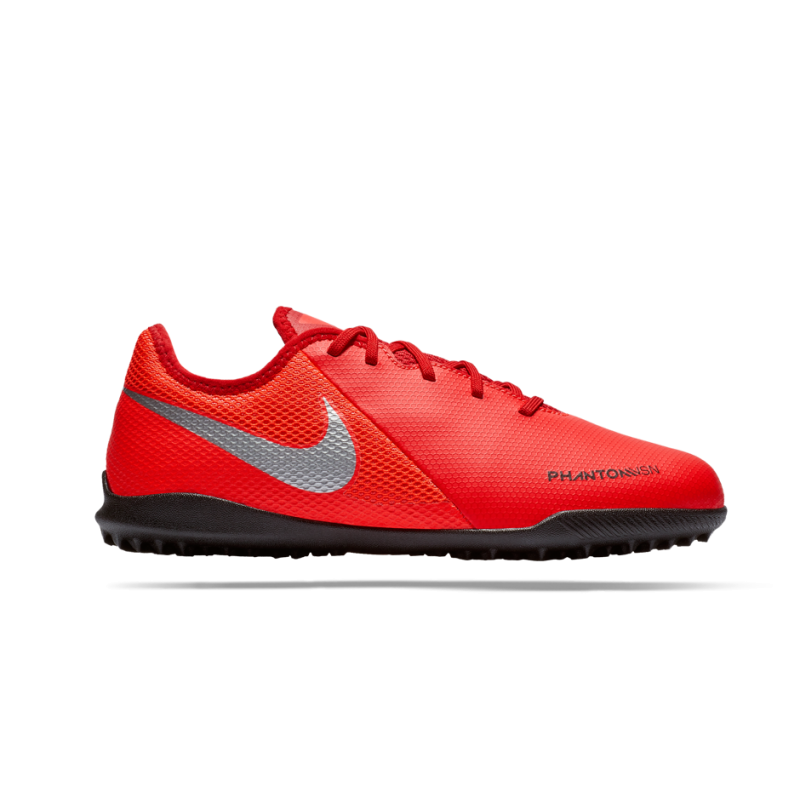 NIKE Junior Phantom Vision Academy TF (600) - Rot