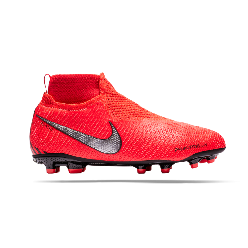 NIKE Junior Phantom Vision Elite DF MG (600) - Rot