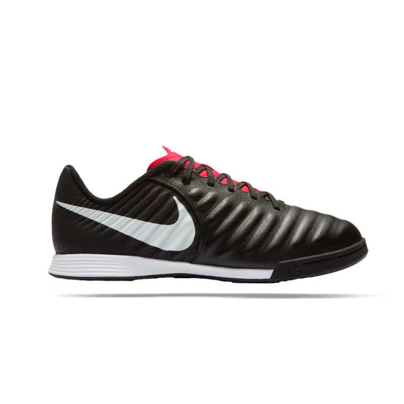 quality design d5b5c b6e75 NIKE Junior Tiempo LegendX 7 Academy IC (006) - Schwarz