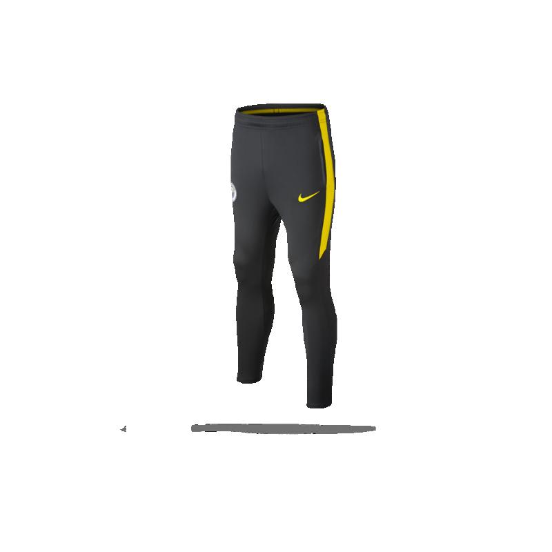 nike manchester city fc pant jogginghose kinder 060 grau. Black Bedroom Furniture Sets. Home Design Ideas