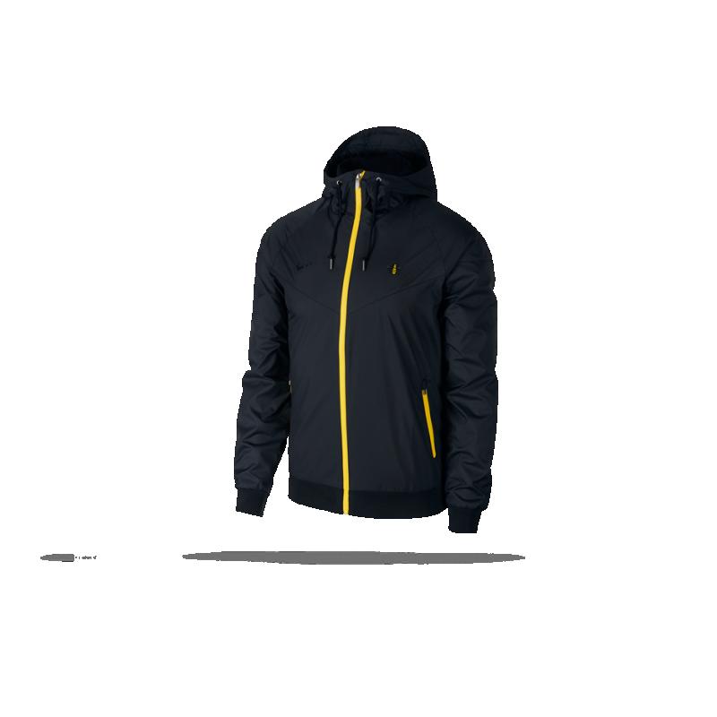 buy popular f0eac edf10 NIKE Manchester City Windrunner Jacke (010) - Schwarz
