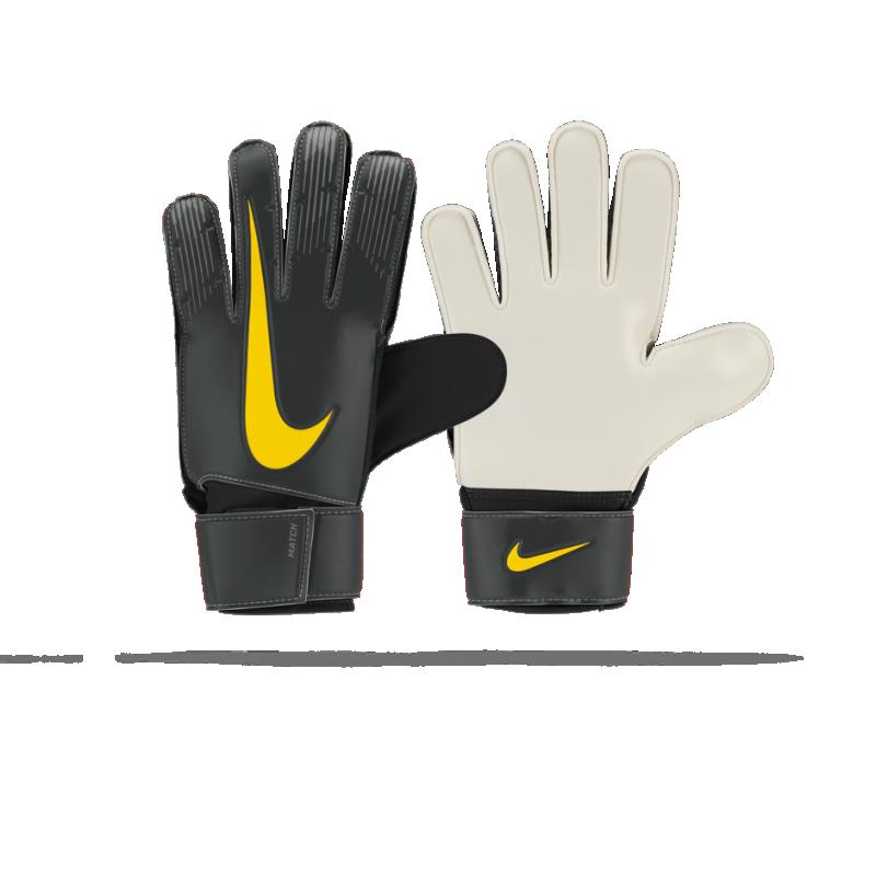 NIKE Match TW-Handschuh (060) - Grau