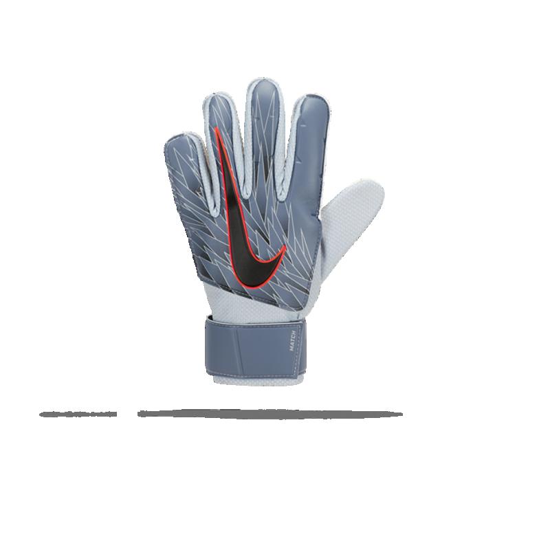 NIKE Match TW-Handschuh (490) - Blau