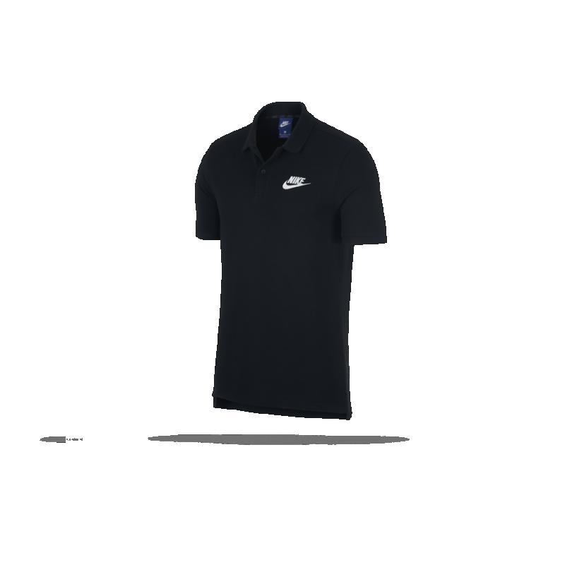 NIKE Matchup Poloshirt (010) - Schwarz