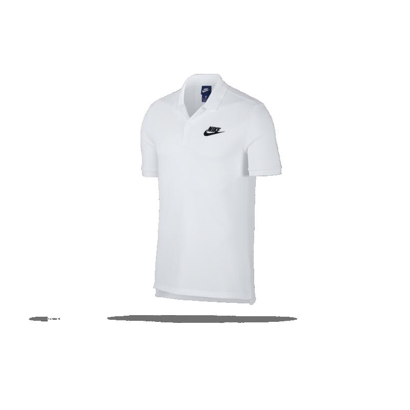 NIKE Matchup Poloshirt (100) - Weiß