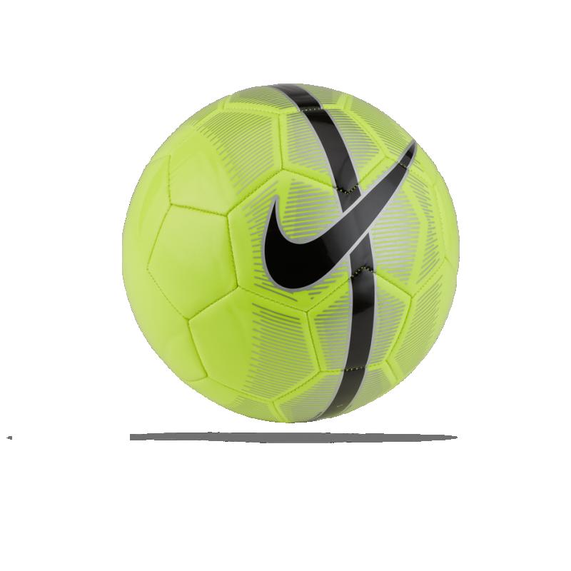 NIKE Mercurial Fade Fussball (702) - Gelb