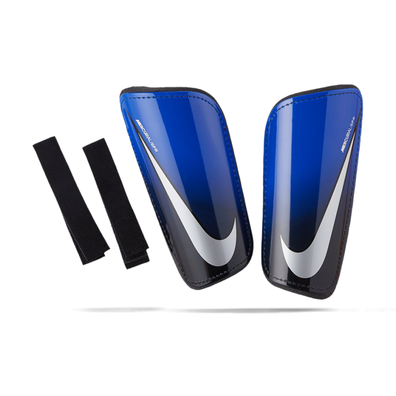 NIKE Mercurial Hard Shell Schienbeinschoner (410) - Blau