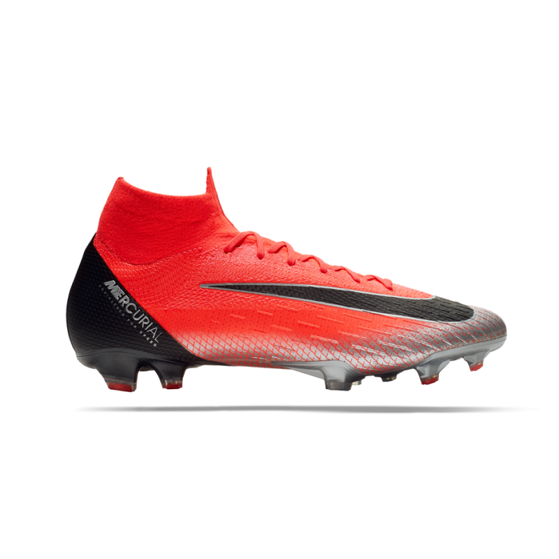 NIKE Mercurial Superfly 6 360 Elite CR7 FG (600) - Rot