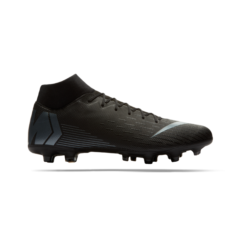 NIKE Mercurial Superfly 6 Academy MG (001) - Schwarz