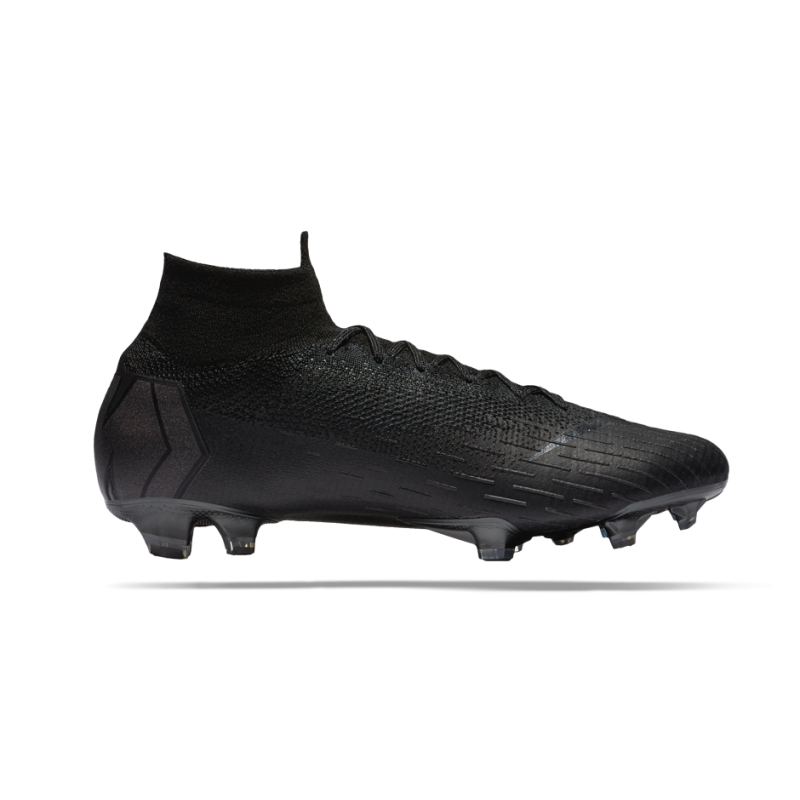 NIKE Mercurial Superfly 6 Elite FG (001) - Schwarz